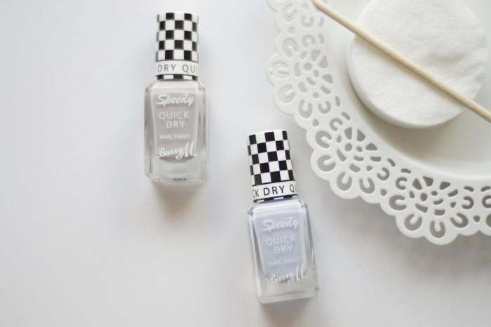 Made From Beauty Barry M Speedy Quick Dry Nails Paints