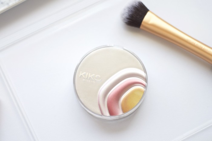 Made From Beauty My Current Foundation Routine KIKO Masterpiece Bronzer in Forward Sienna