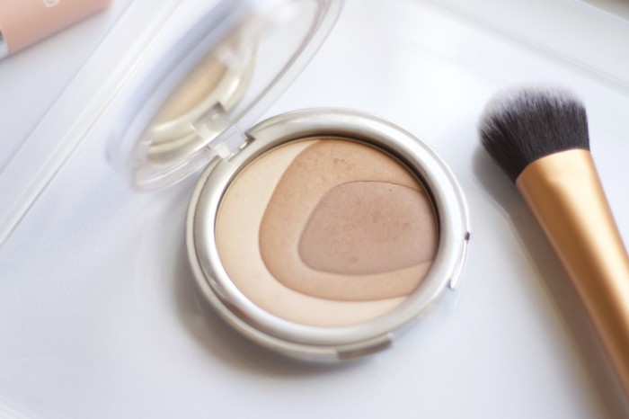 Made From Beauty My Current Foundation Routine KIKO Masterpiece Bronzer in Forward Sienna Open