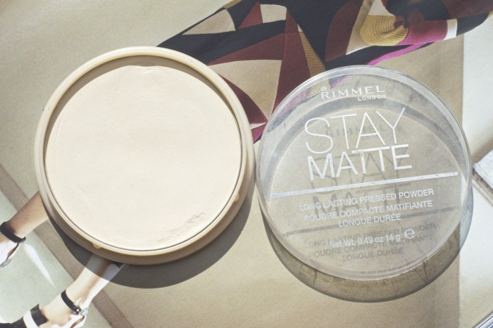 Made From Beauty 5 Under £5: Complexion Rimmel Stay Matte Powder Open