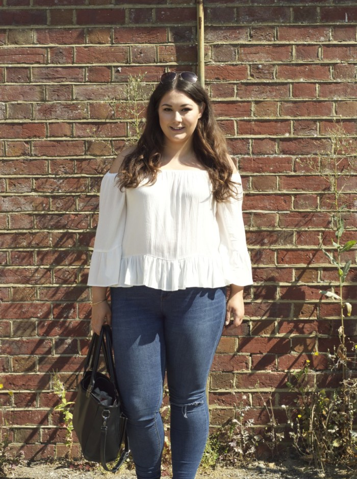 Made From Beauty - What I Wore to the Southampton Bloggers Meet Up - Full Portrait