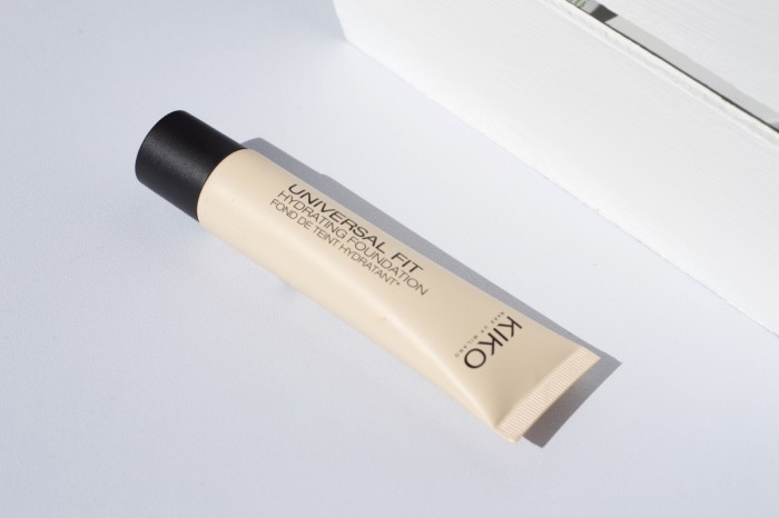 Made From Beauty- Brand Focus Kiko- Universal Fit Foundation
