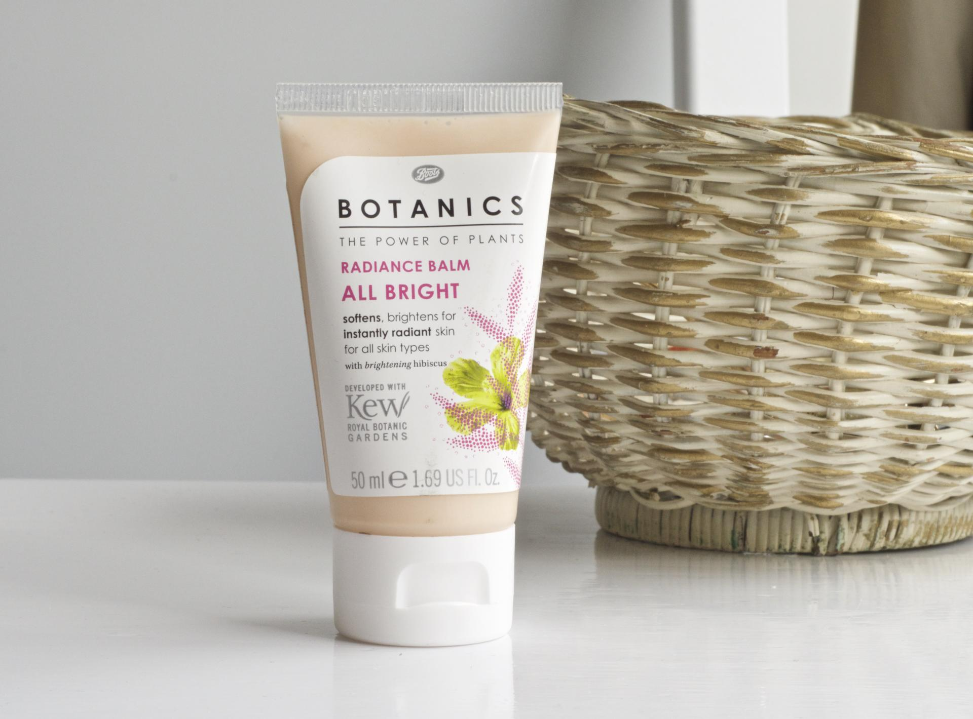 Made From Beauty Botanics All Bright Radiance Balm Review