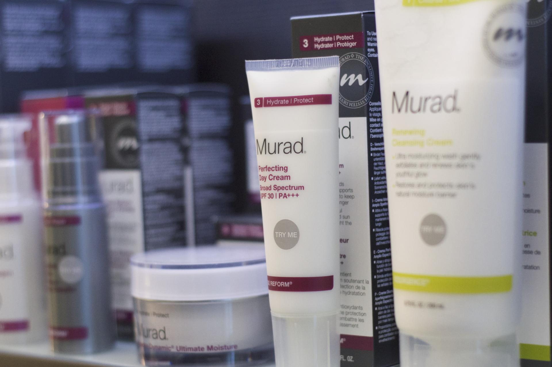 Made From Beauty Ruma Salons Murad Products