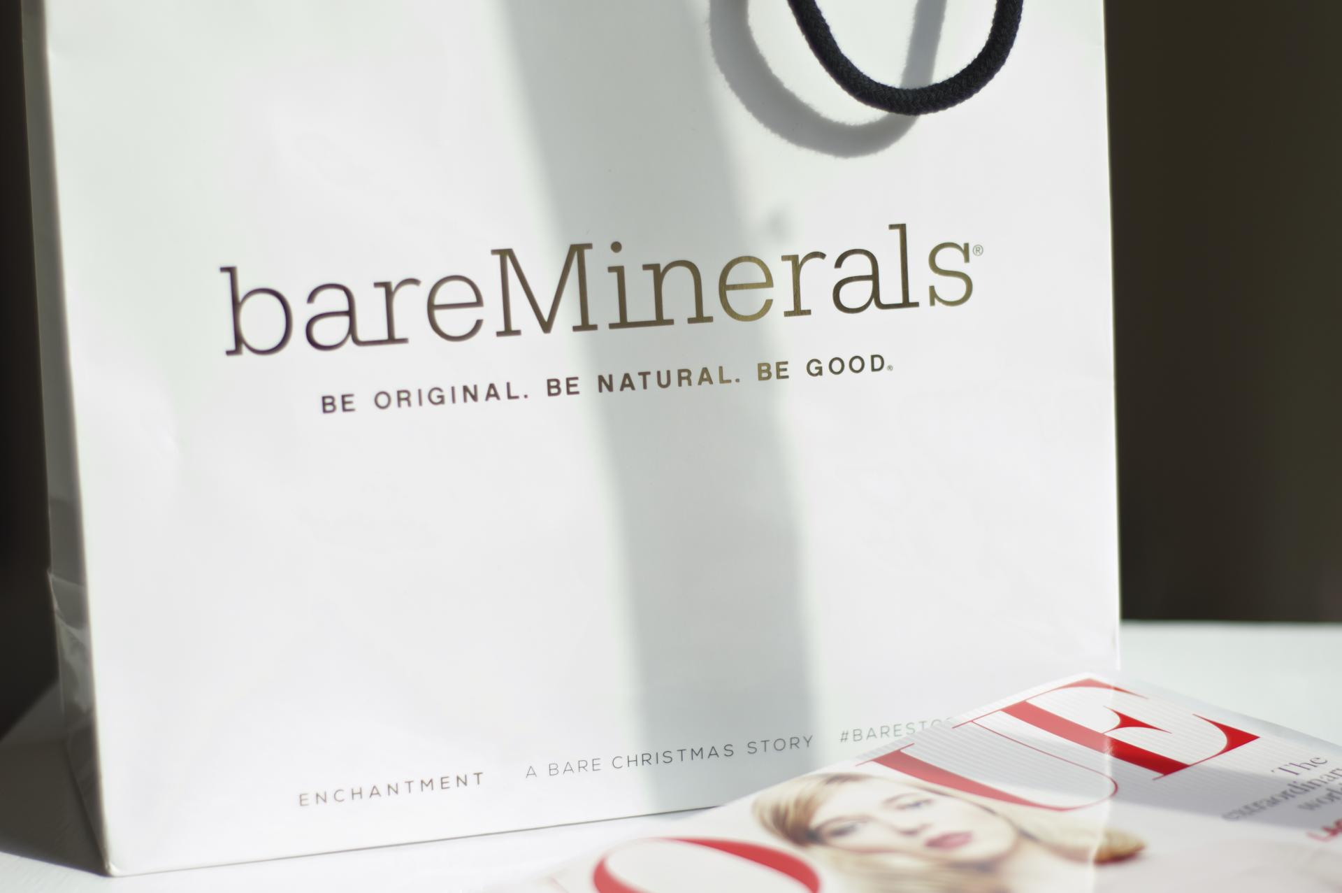Made From Beauty bareMinerals Shopping