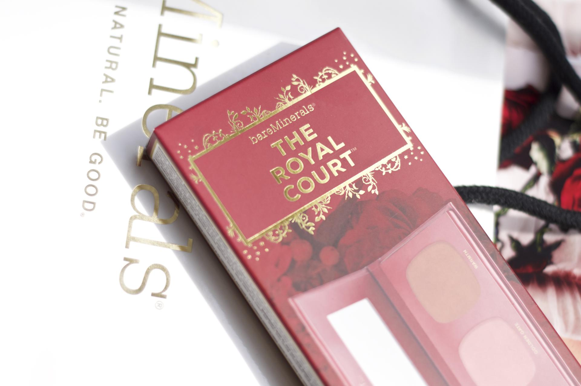 Made From Beauty bareMinerals The Royal Court