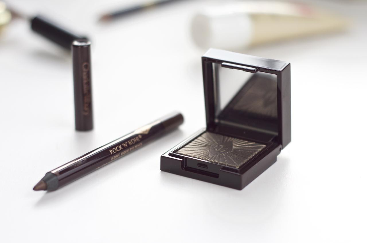 Made From Beauty Charlotte Tilbury nocturnal cat eyes to hypnotise the huntress + amber moon