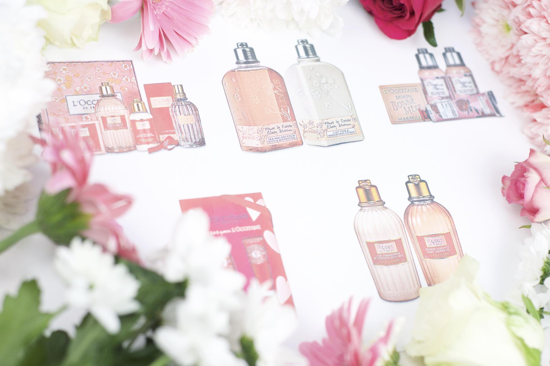 Made From Beauty The L'Occitane Valentines Day Gift Wishlist