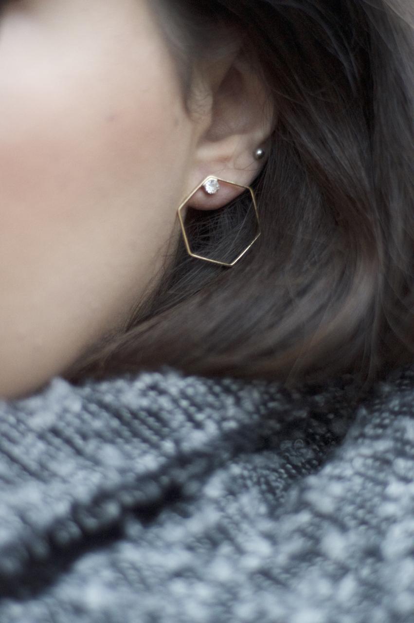 Made From Beauty Primark Earrings