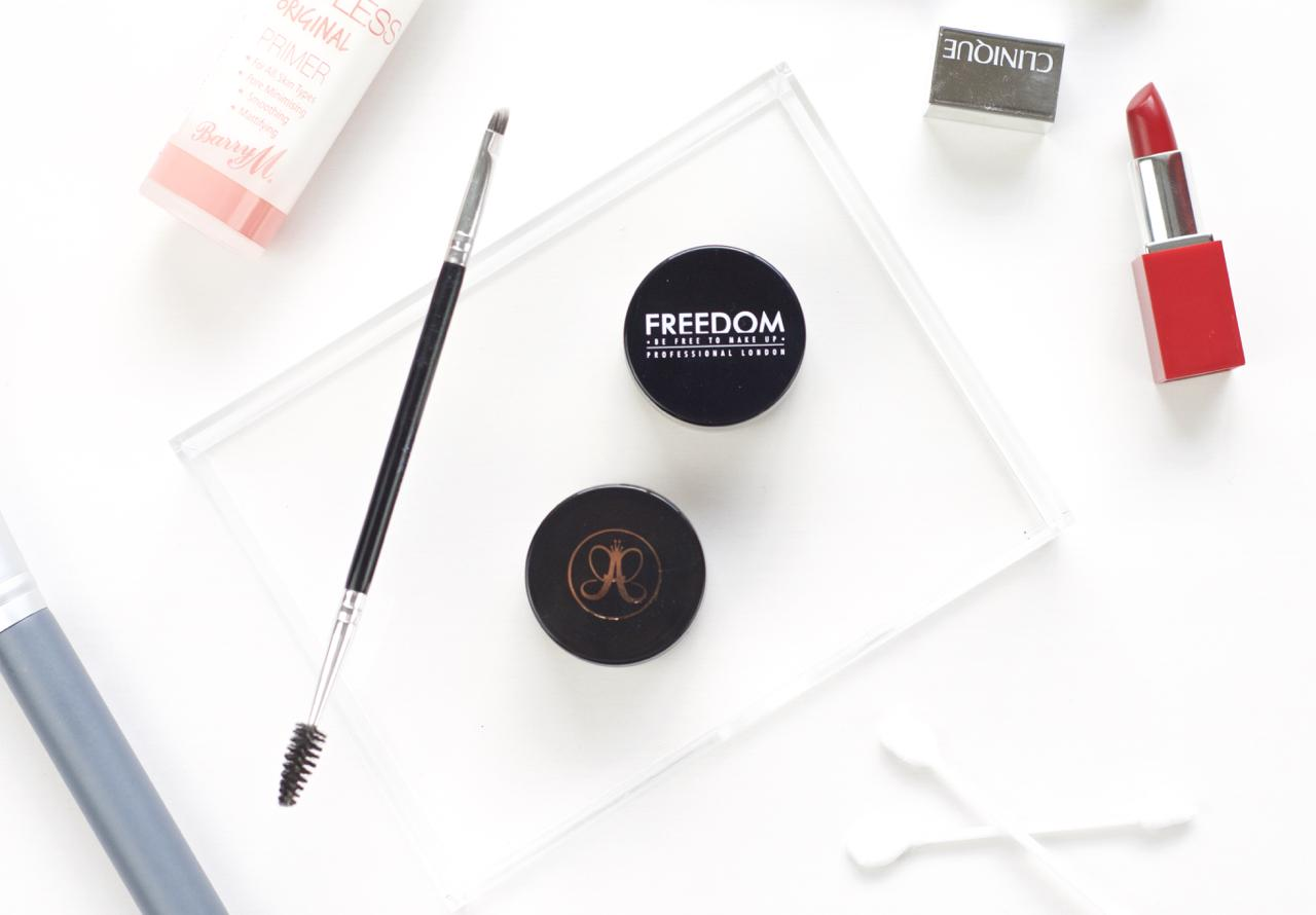Made From Beauty Dupe Alert: The Freedom Pro Brow Pommade