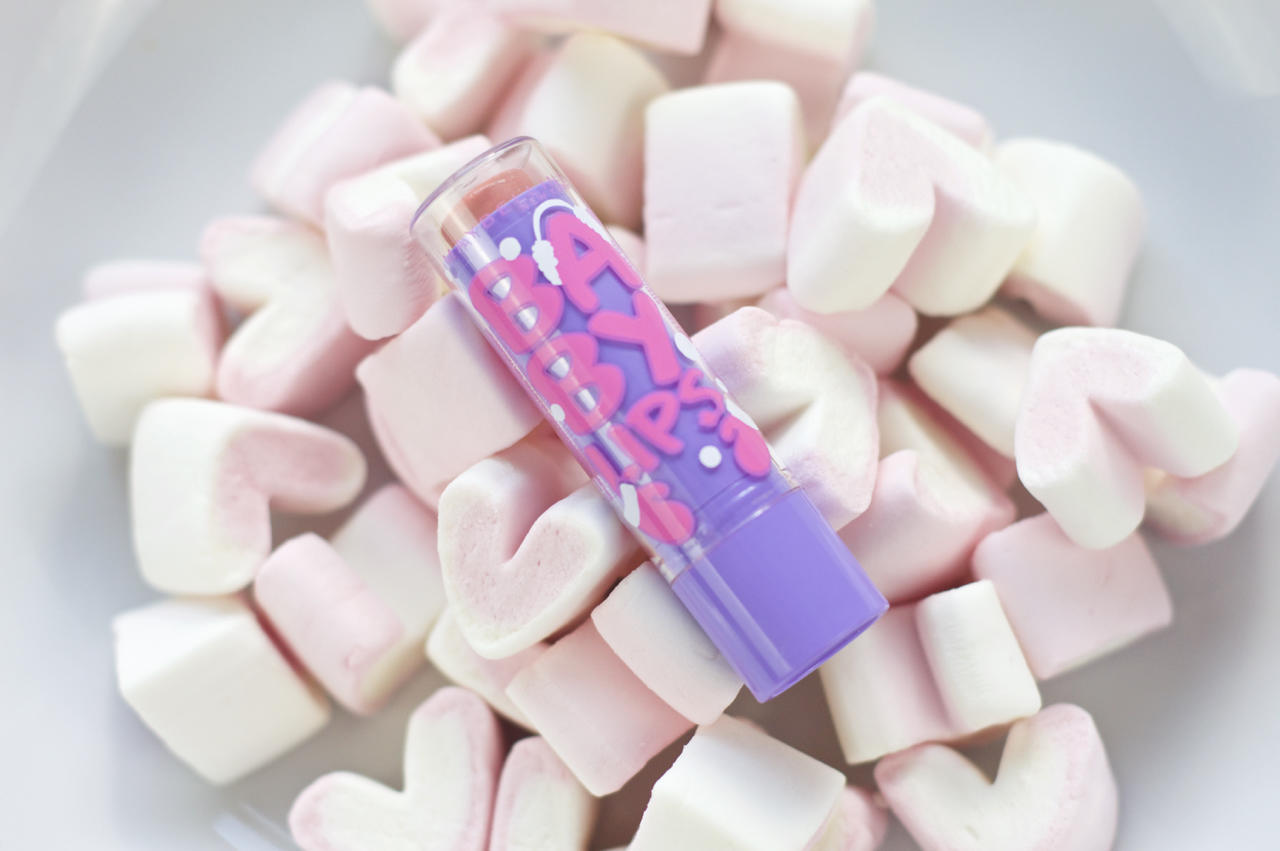 Made From Beauty Maybelline Baby Lips Winter Delight in Hot Cocoa