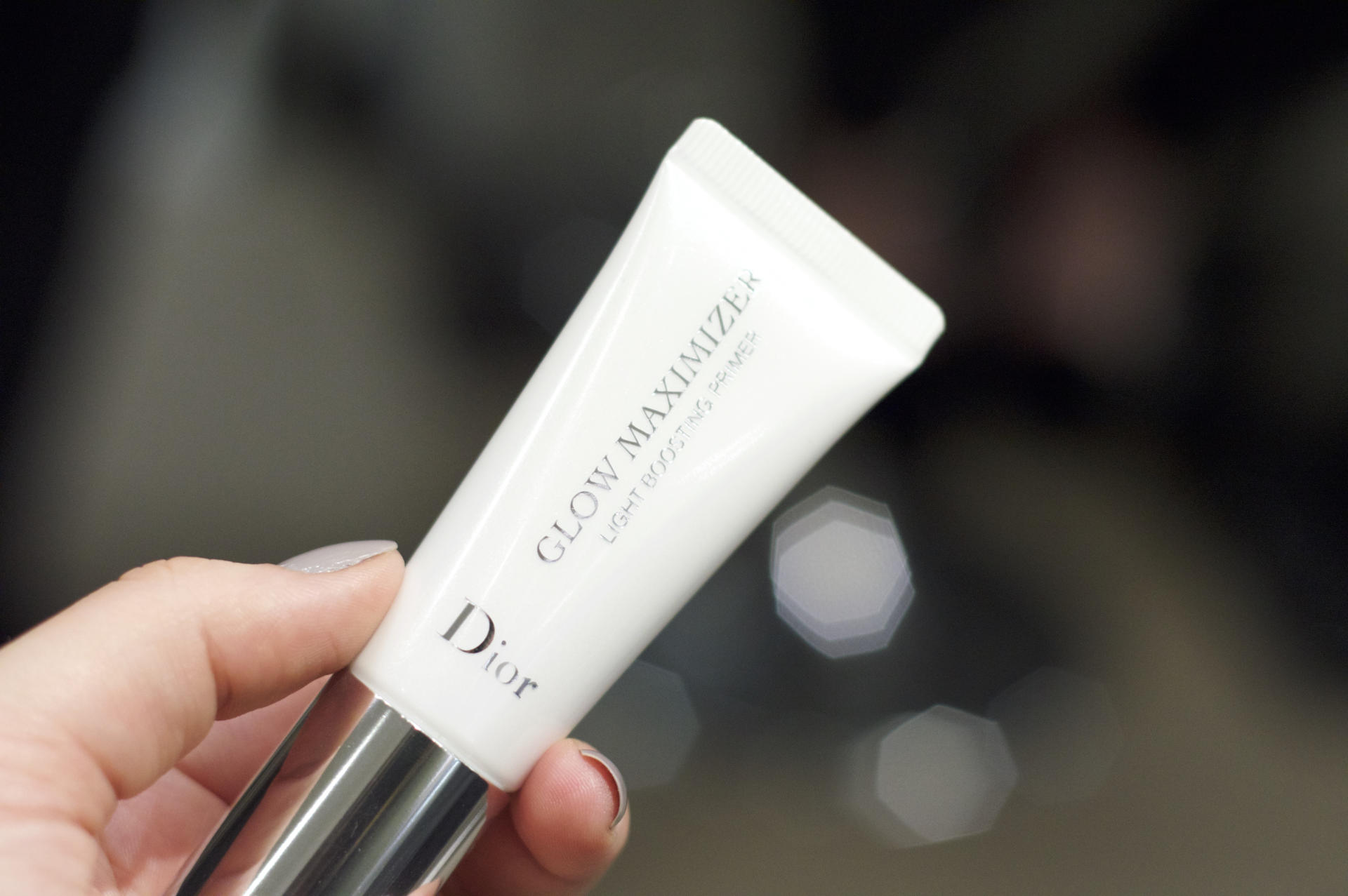 Made From Beauty Dior Glow Maximiser Light Boosting Primer