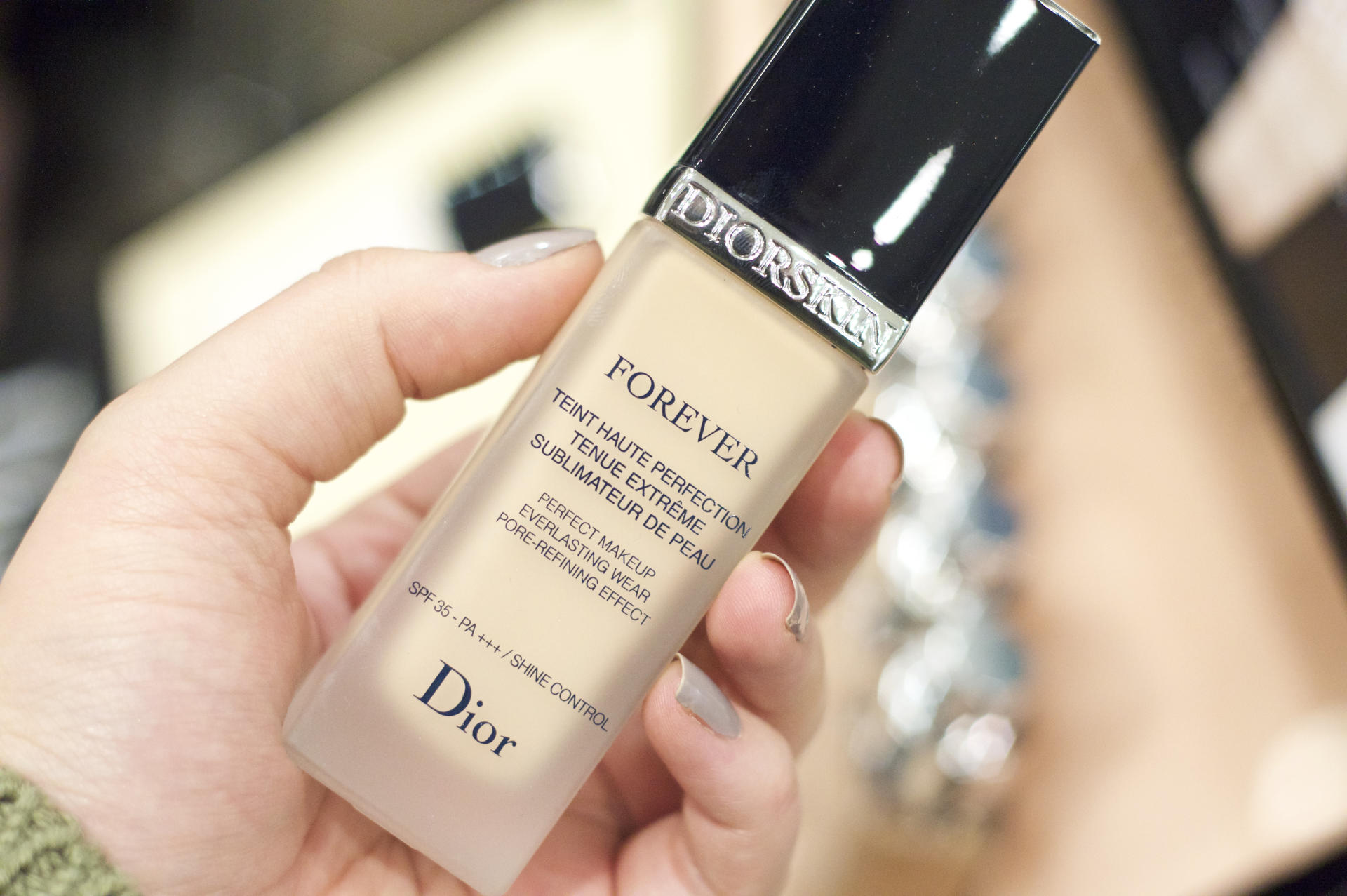 Made From Beauty Dior Forever Foundation