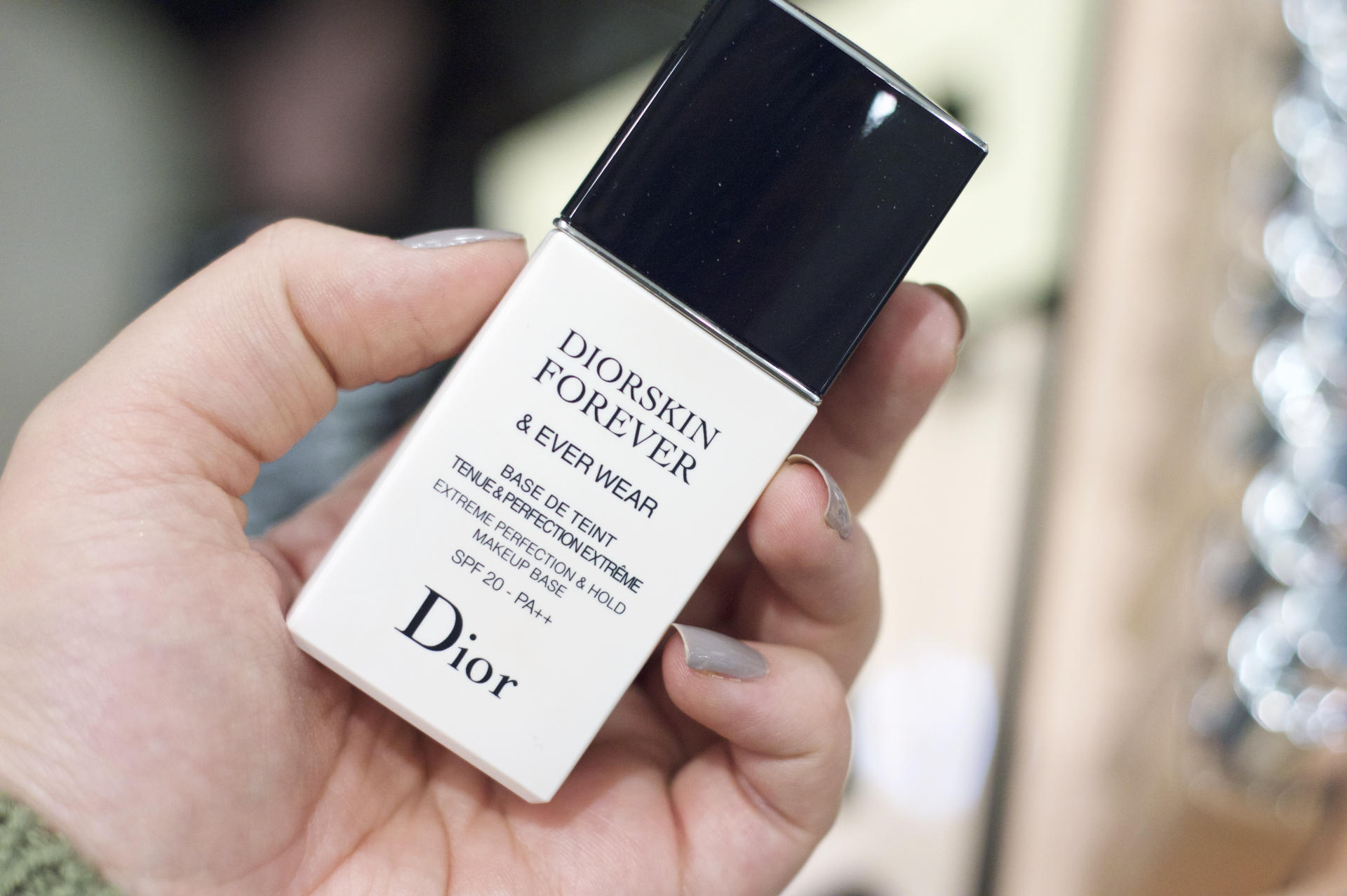 Made From Beauty Dior Diorskin Forever & Ever Wear Makeup Base