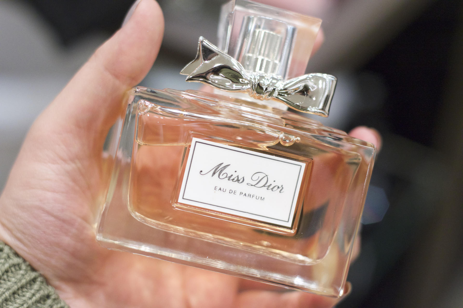 Made From Beauty Miss Dior