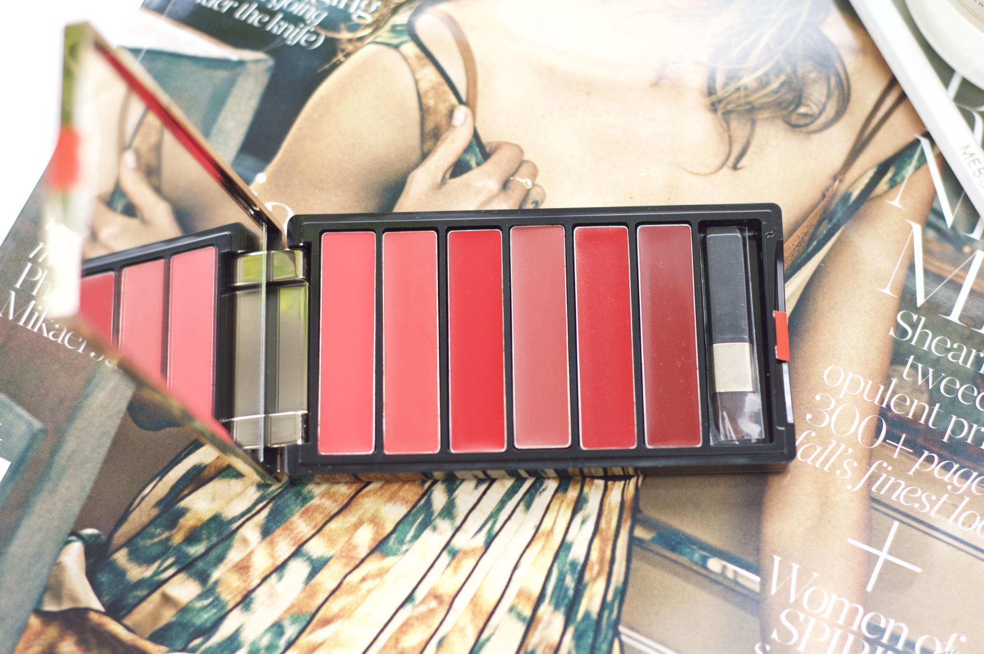 Made From Beauty L'Oréal Color Riche Lip Palette Red