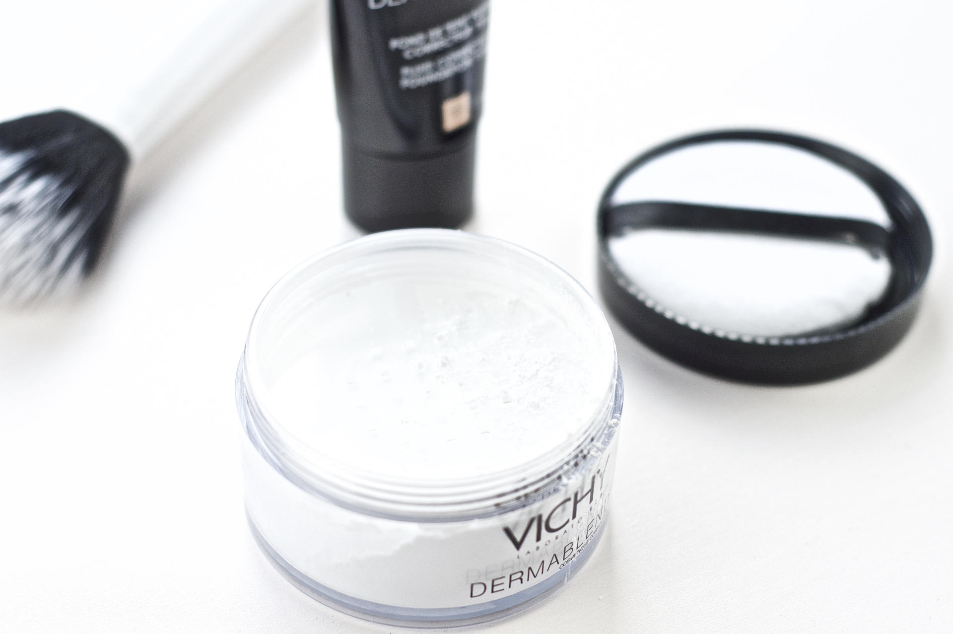 Made From Beauty Vichy Dermablend Setting Powder
