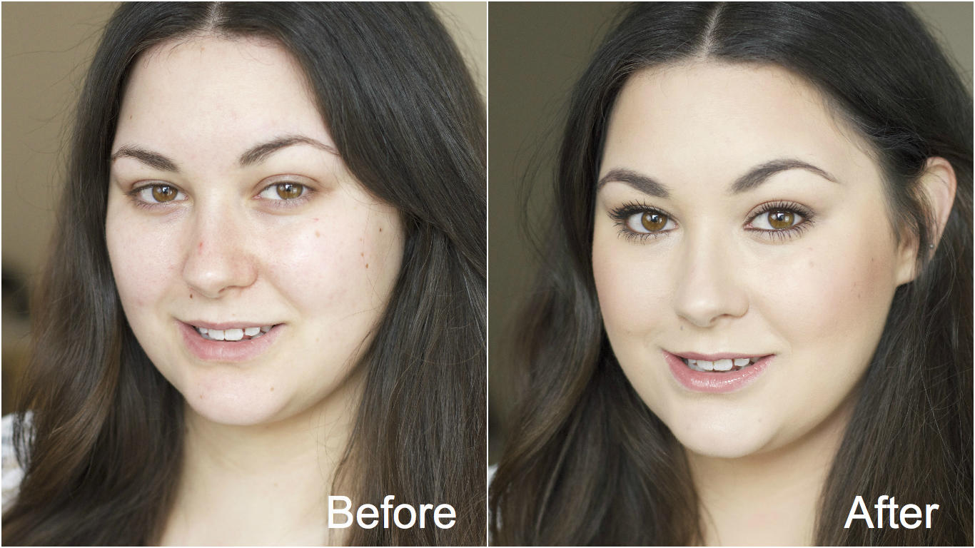 Made From Beauty Dermablend Before and After