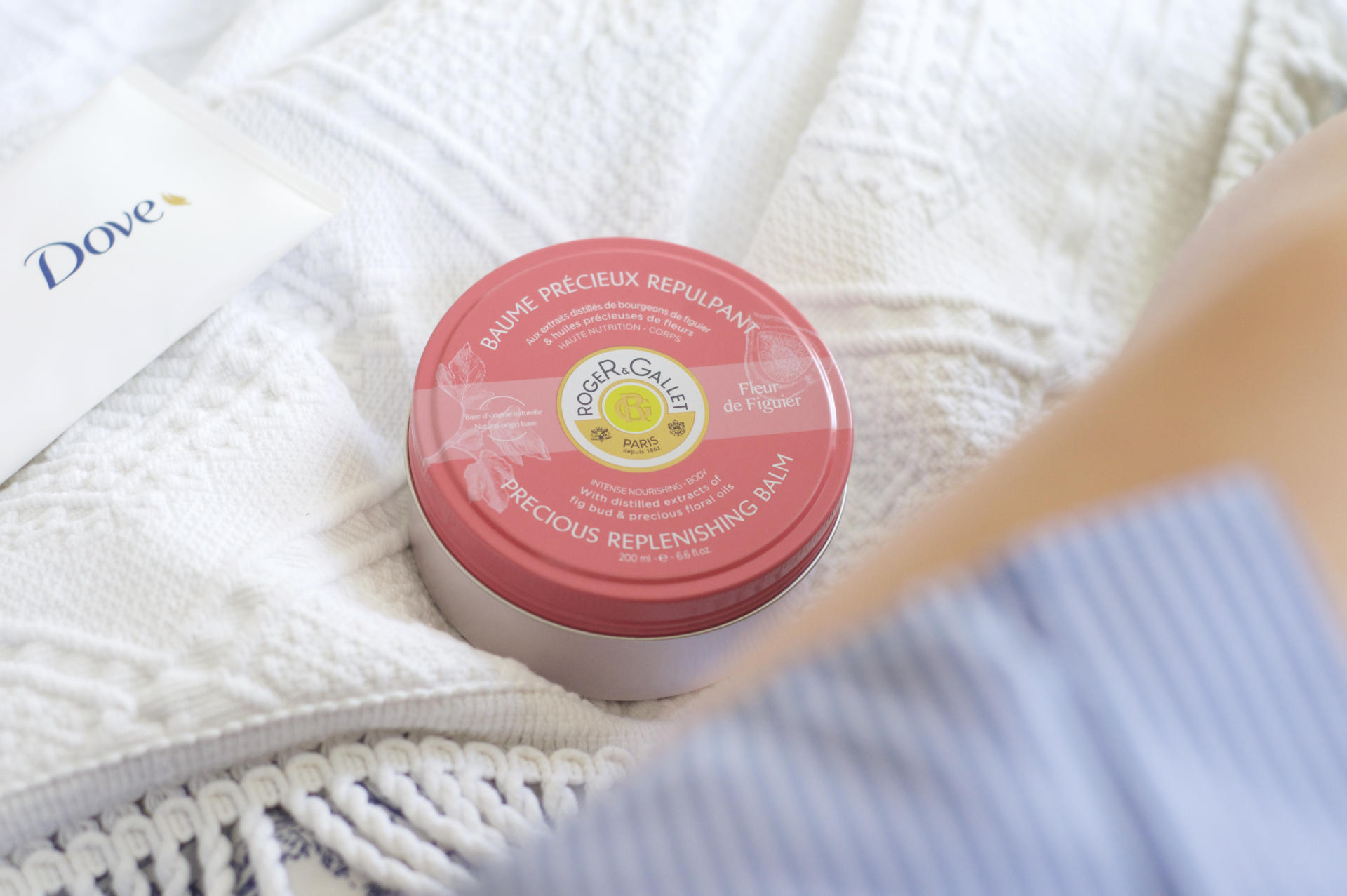 Made From Beauty Roger & Gallet Fleur de Figuier Precious Replenishing Balm