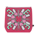 1. Emma Lomax Manicure Mania Pink Bag - Extra Large