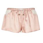 River Island Pink jacquard pyjama shorts