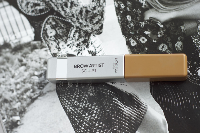 Made From Beauty The L'Oréal Brow Artist Sculpt