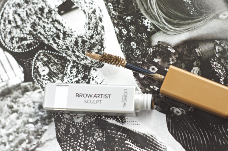 Made From Beauty The L'Oréal Brow Artist Sculpt Review