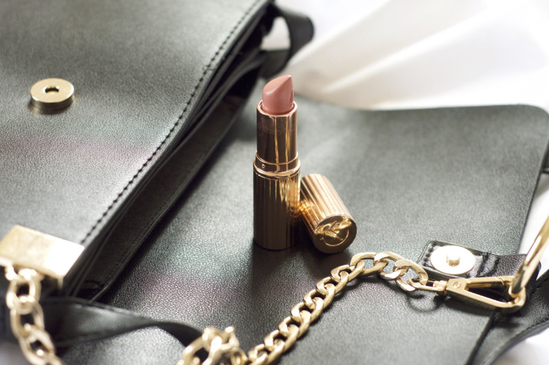 Made From Beauty What's in My Bag: The Everyday Edition Charlotte Tilbury Lipstick in Bitch Perfect