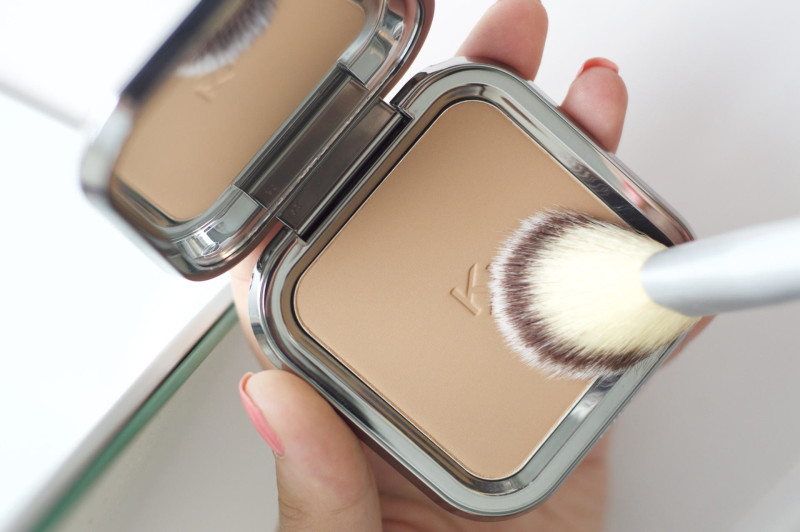 Made From Beauty KIKO Flawless Fusion Bronzer Powder in shade 03 Cinnamon