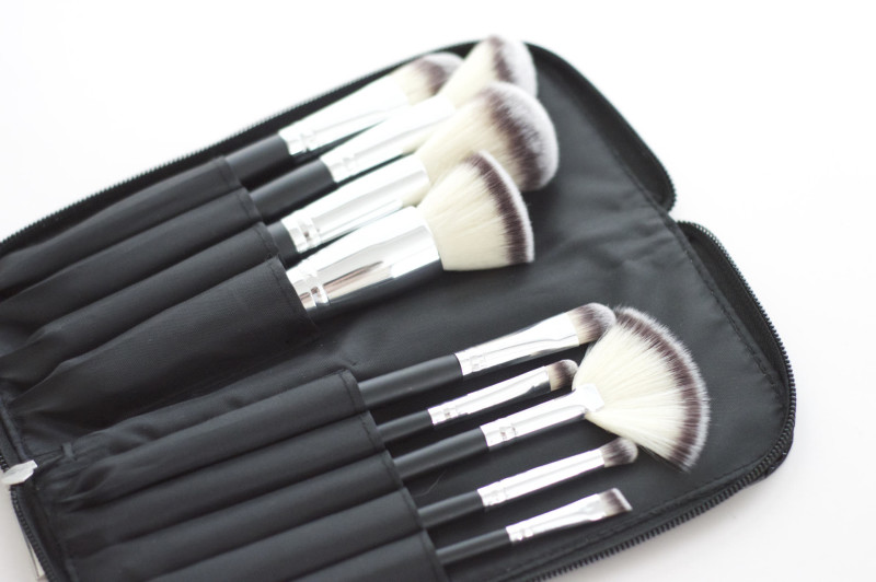 Made From Beauty Morphe 502 9 Piece Deluxe Vegan Brush Set