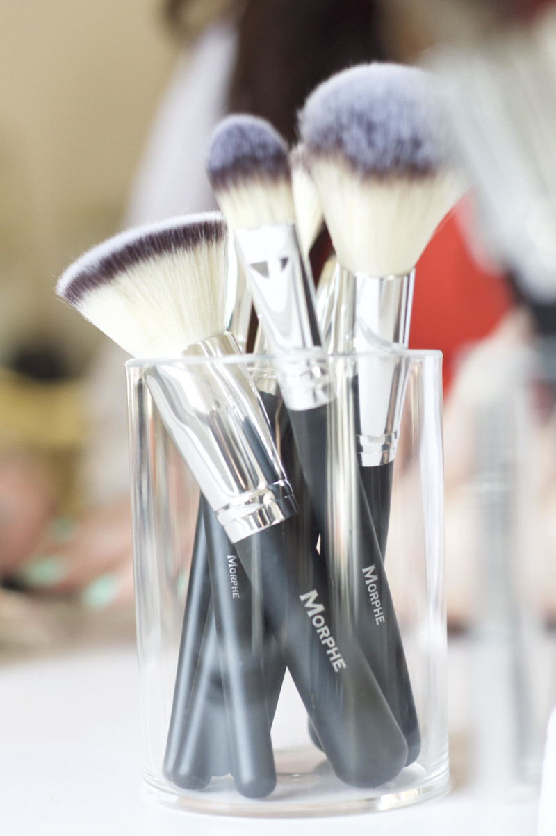 Made From Beauty The Morphe Deluxe Vegan Brush Set Review