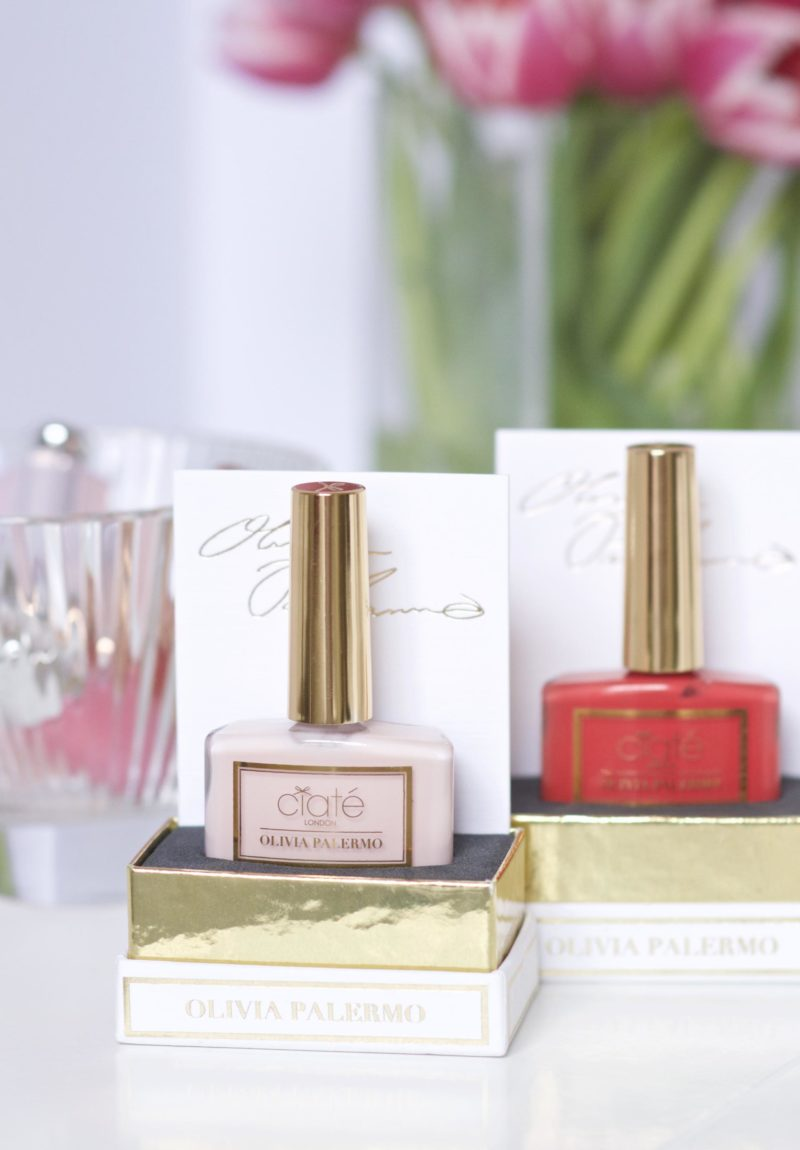 Ciaté London x Olivia Palermo Nail Polishes