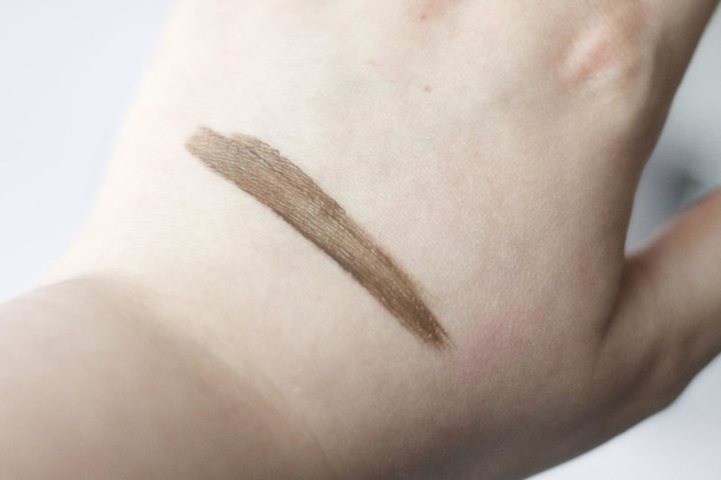 Wunderbrow Black/Brown Swatch