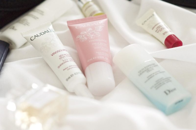 Weekend Getaway Skincare