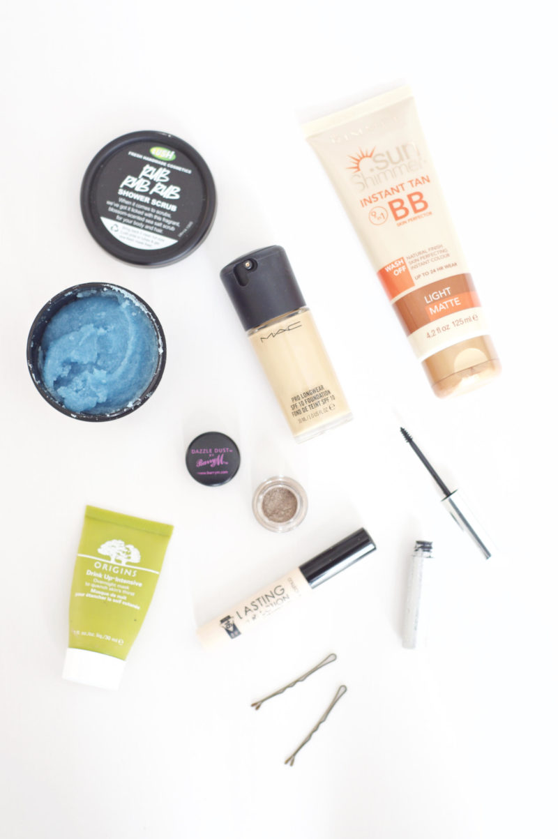 University Beauty Favourites