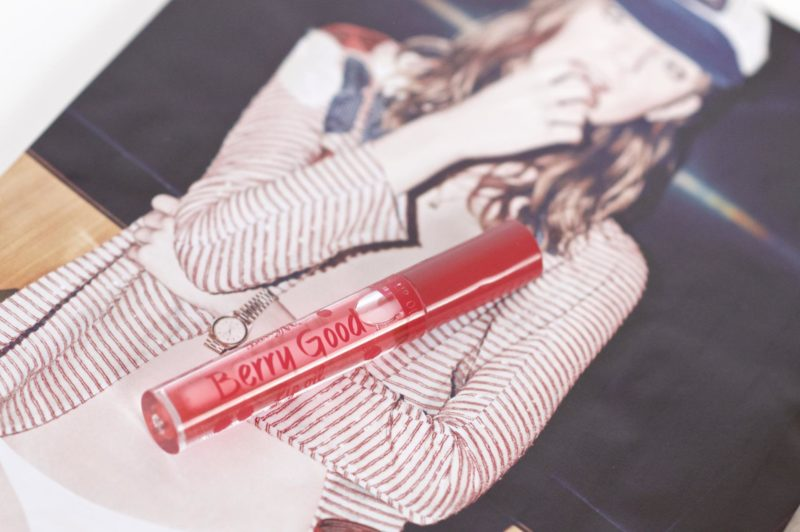 Barry M Berry Good Lip Oil Review