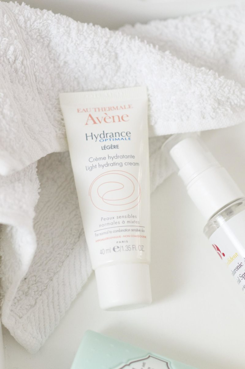 Avène Hydrance Optimale Light Hydrating Cream review