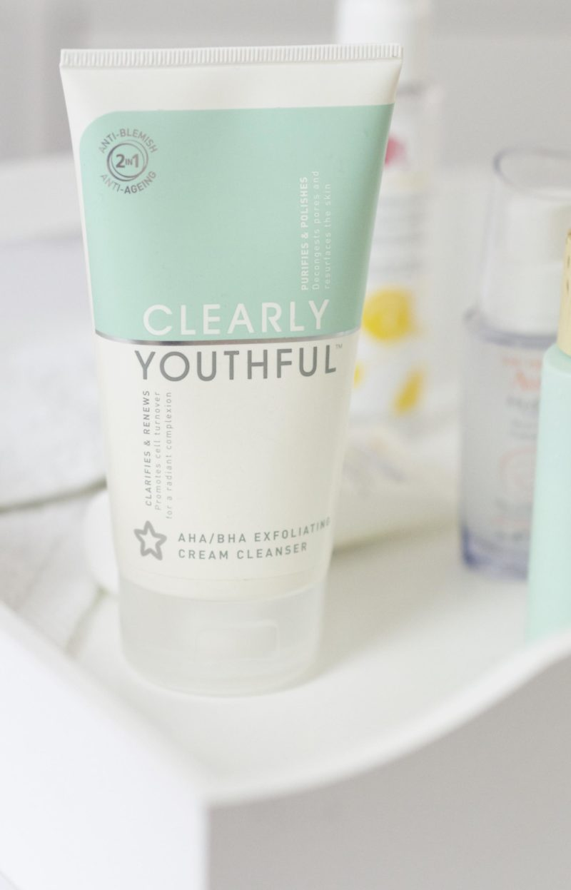 Superdrug Clearly Youthful Cream Cleanse Review