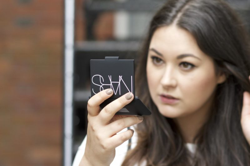 NARS Pressed Powder Review