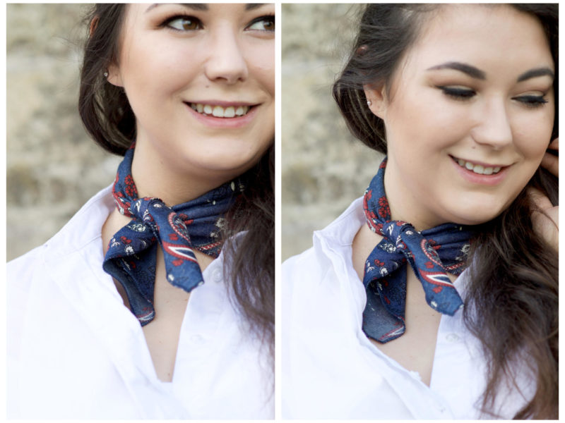 How to Wear a Neckerchief