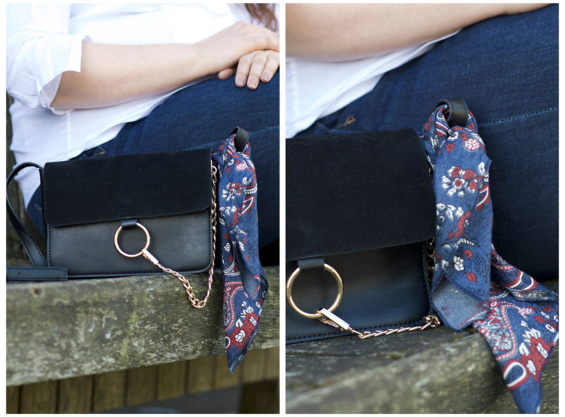 Bag Accessories Scarf