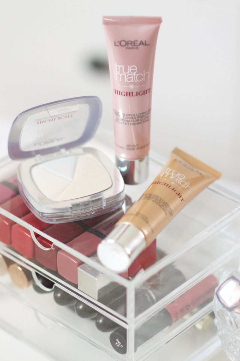 New In: L'Oreal True Match Liquid and Powder Highlights