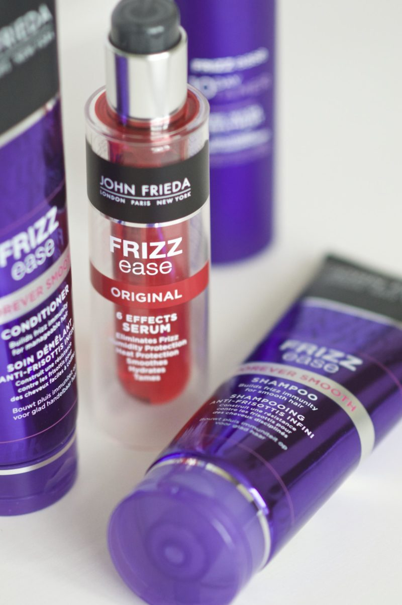 John Frieda Frizz Ease Range Made From Beauty