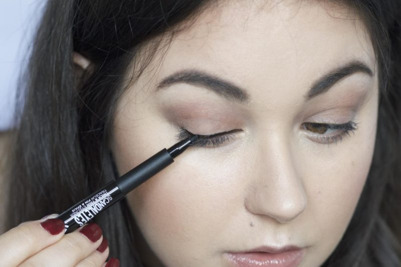Rimmel Scandaleyes Thick and Thin Eyeliner