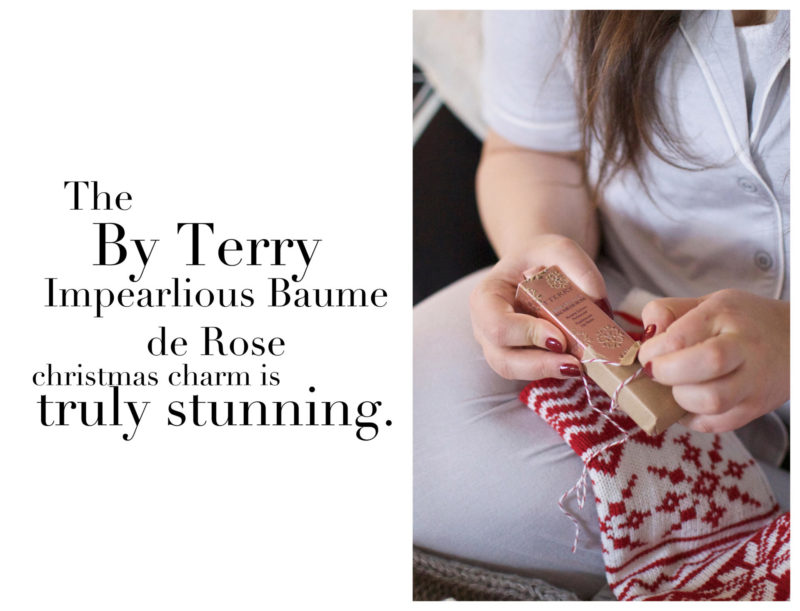 by terry Impearlious Baume de rose stocking filler
