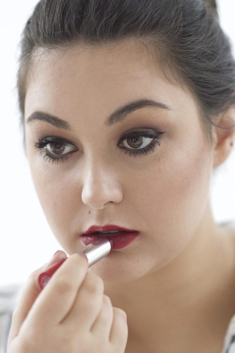 Matte Berry Lipstick Rimmel