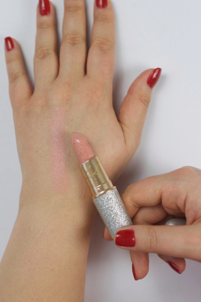MAC x Mariah Carey Dahhlinggg! Lipstick Swatch