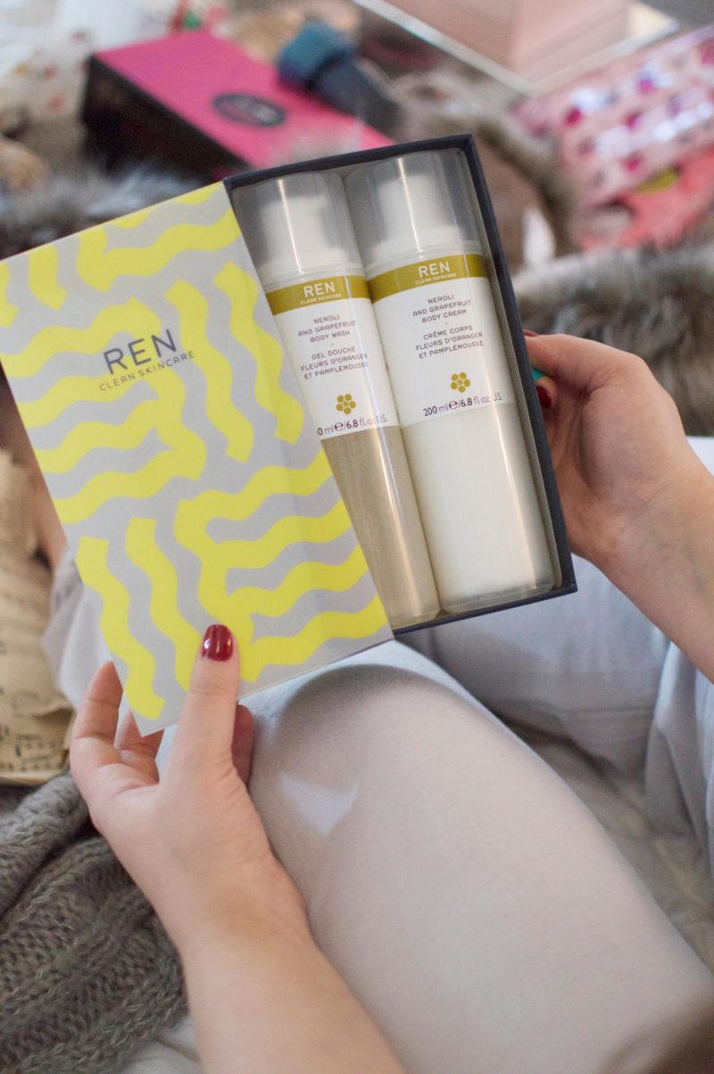REN Neroli & Grapefruit Duo Gift Set Review