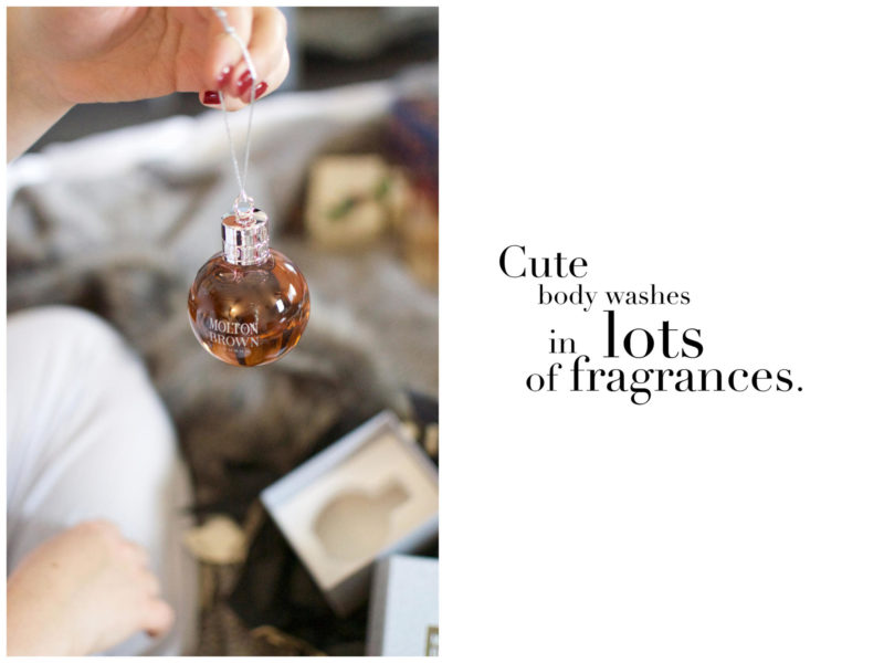 Molton Brown Bauble Made From Beauty