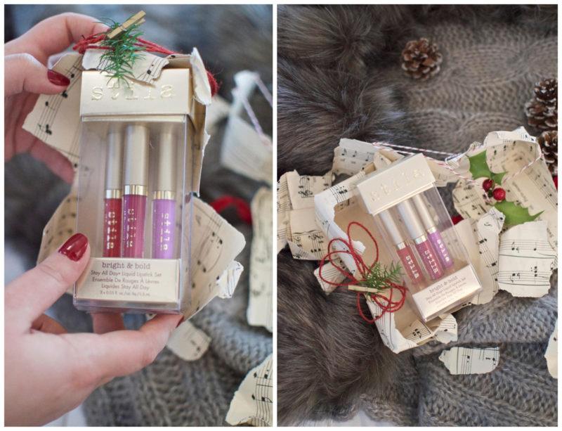 Stila Bright & Bold Stay All Day Liquid Lipstick Set